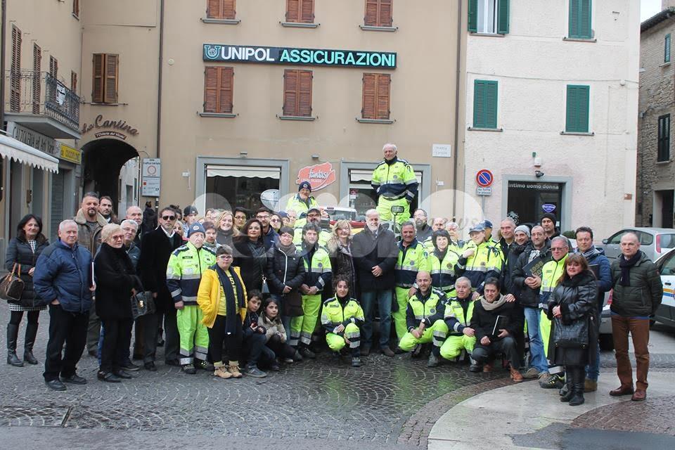 Io non rischio 2016, la Protezione Civile di Bastia Umbra in piazza