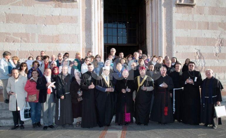 30ennale dello Spirito di Assisi festeggiato ieri nella città serafica