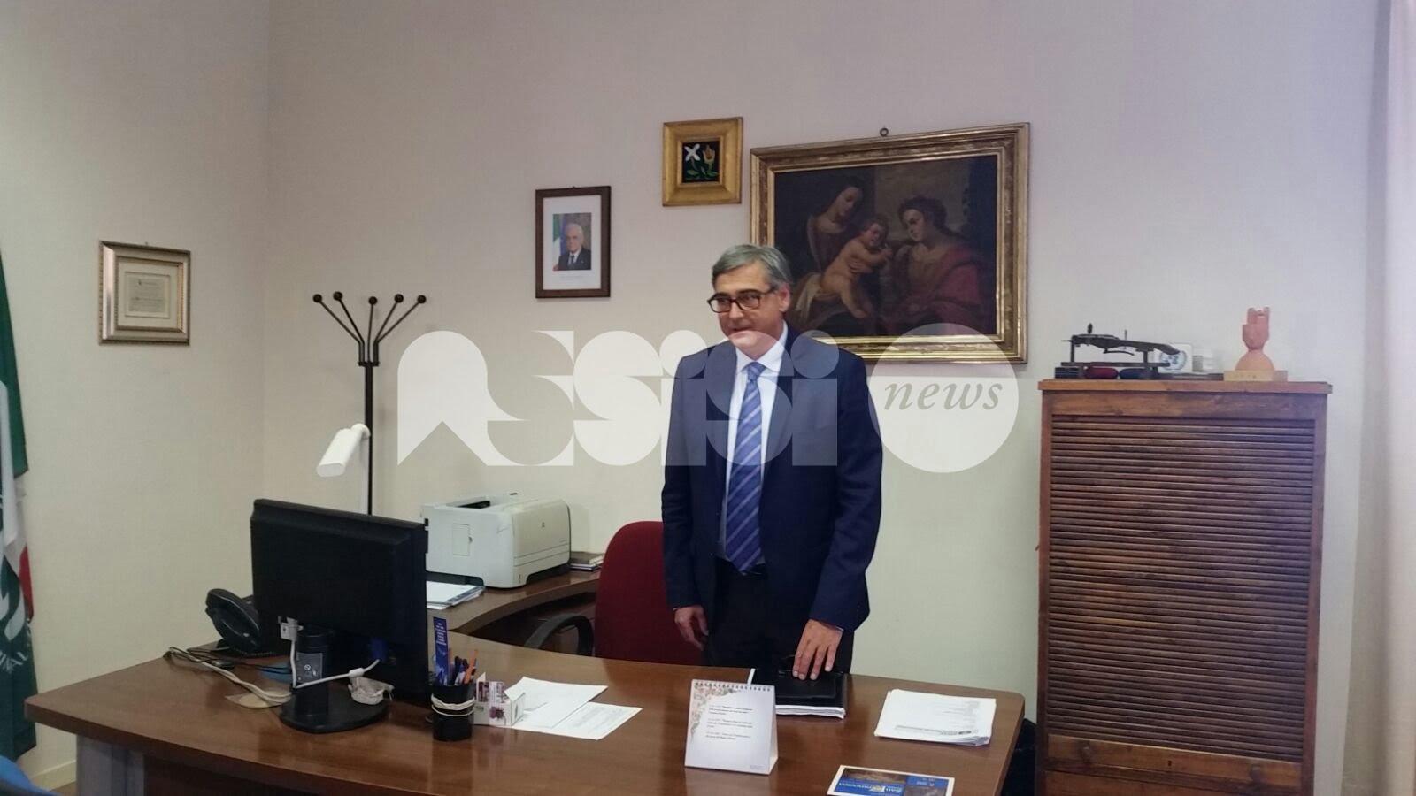 Si è insediato Fabrizio Proietti, nuovo segretario comunale di Assisi