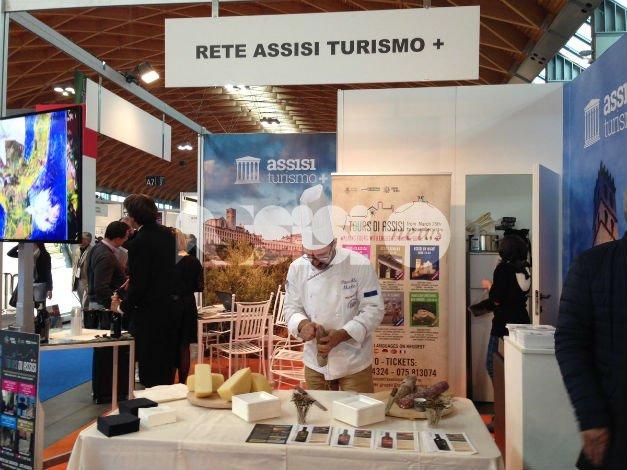 TTG 2016 di Rimini, grande successo per lo stand di Assisi