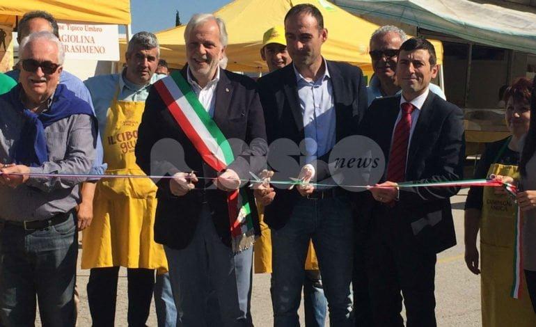 Campagna Amica, il mercato di ortofrutta a Bastia Umbra si trasferisce
