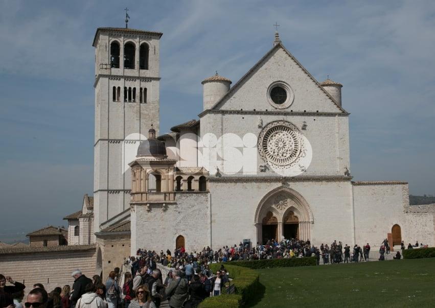 Turismo, ad Assisi si spera nel segno più col ponte dei Santi