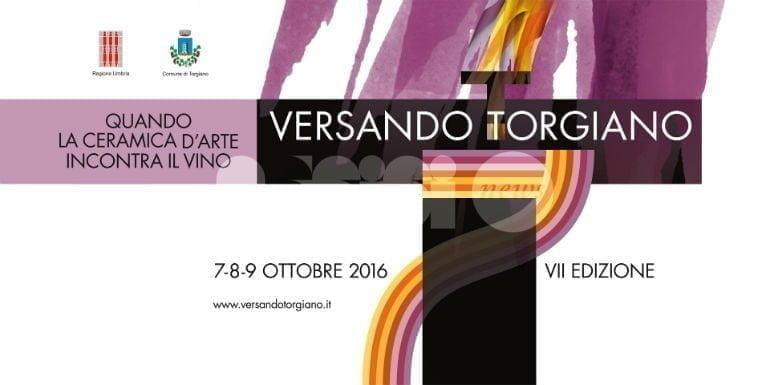Versando Torgiano 2016, una tre giorni tra vino, olio e cultura