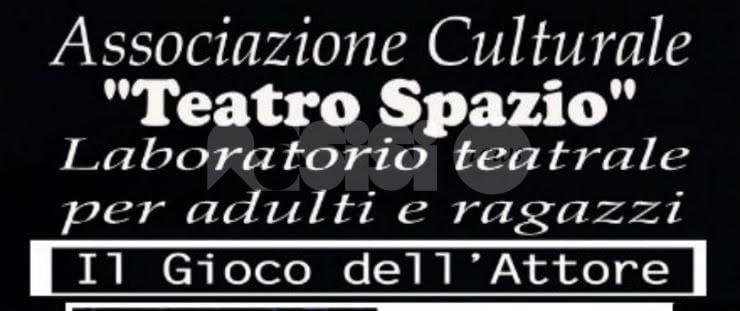 Teatro Spazio, al via a Petrignano il corso Il gioco dell'attore
