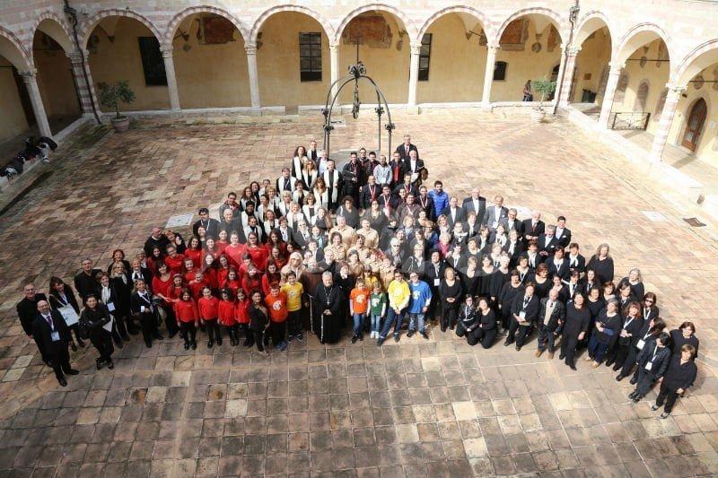 La musica francescana protagonista ad Assisi con Pax Mundi 2016