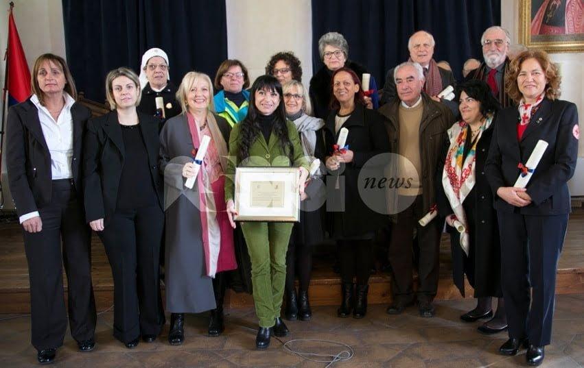 Assisi ufficialmente Città del Sollievo: premiato l'impegno delle associazioni