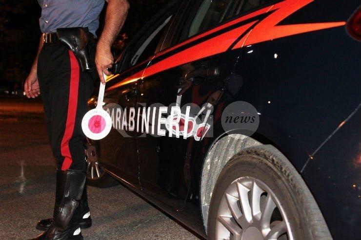 Controlli dei carabinieri di Assisi nel weekend: raffica di denunce