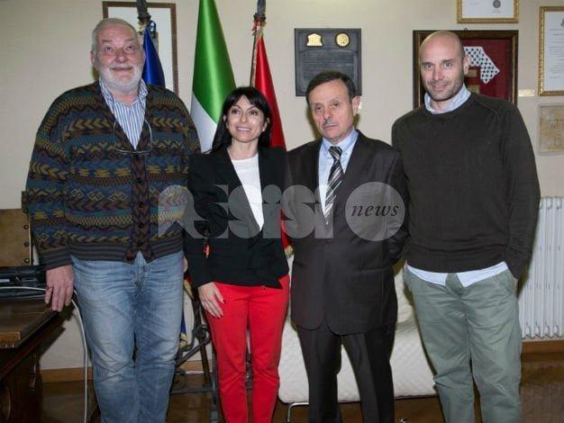 L'Ente Calendimaggio di Assisi 2017-2019 si presenta: tutti i nomi