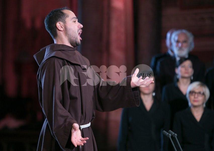 Frate Alessandro Brustenghi, le foto del concerto in onda su PBS
