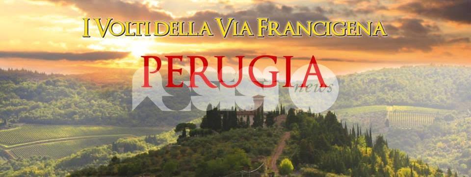 I Volti della via Francigena, proiettato a Perugia il 9 novembre