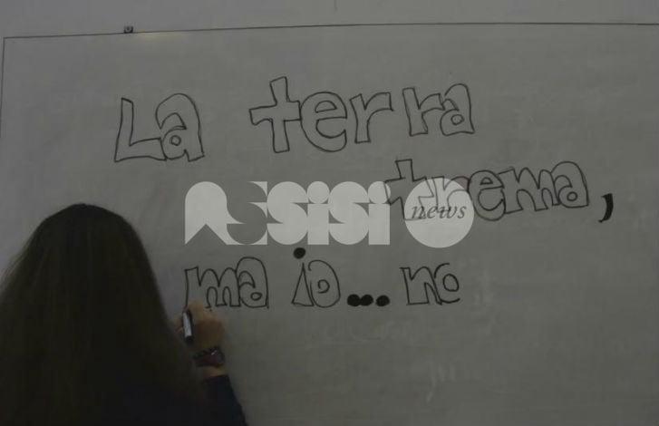 Mannequin Challenge al Liceo Properzio di Assisi: video pro terremotati
