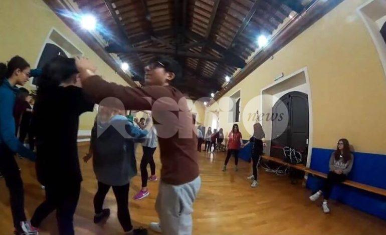 """Video del Liceo Properzio anti terremoto, Proietti e Travicelli: """"Orgogliose"""""""