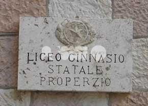 Liceo Properzio di Assisi primo in Umbria per Fondazione Agnelli/Eduscopio