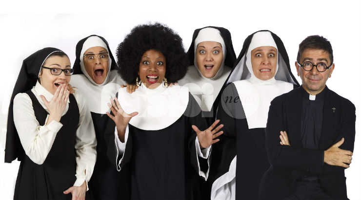 Sister Act Il musical, nel weekend anteprima al Teatro Lyrick di Assisi