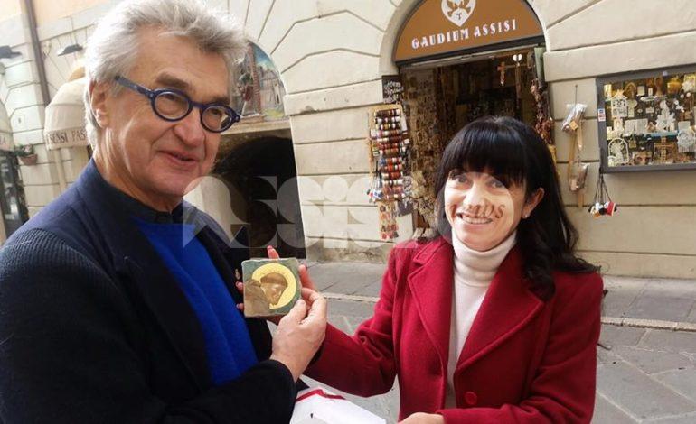 Wim Wenders ad Assisi: gira un documentario su San Francesco?