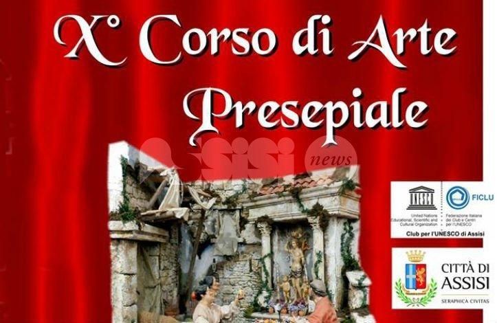 Club per l'Unesco di Assisi, tornano i corsi di arte presepiale