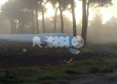 Inquinamento da digestato a Petrignano, interpellanza del M5S Assisi