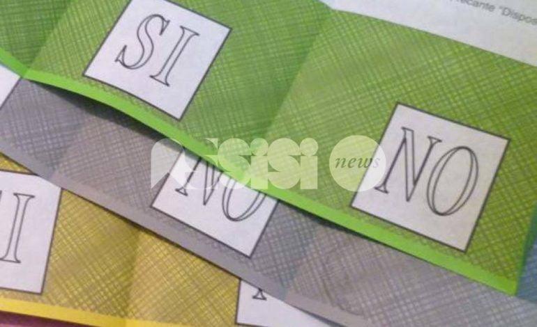 Referendum costituzionale, ad Assisi iniziative dei due comitati