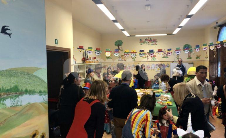 Successo per la festa di Carnevale 2019 alla scuola d'infanzia Micarelli