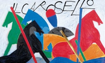 Presentato il calendario 2020 dei Carabinieri (foto+video)