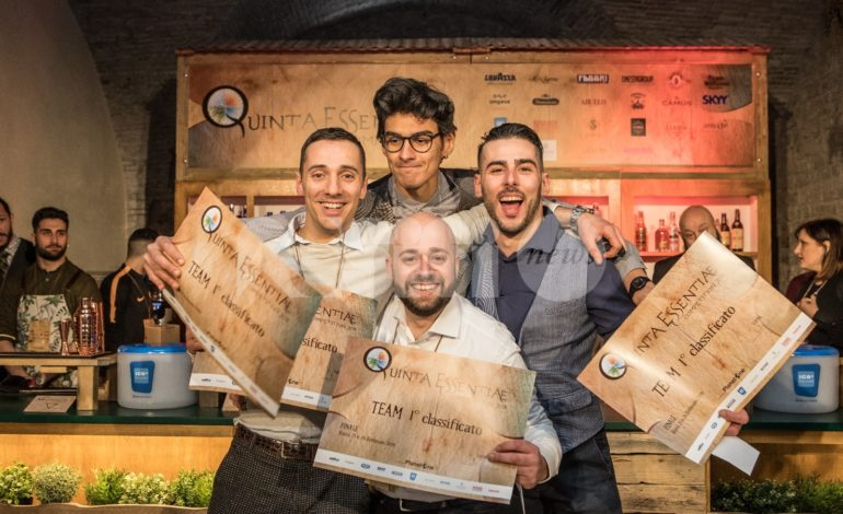 Quinta Essentiae Competition 2018, la finale ad Assisi: i vincitori (foto)