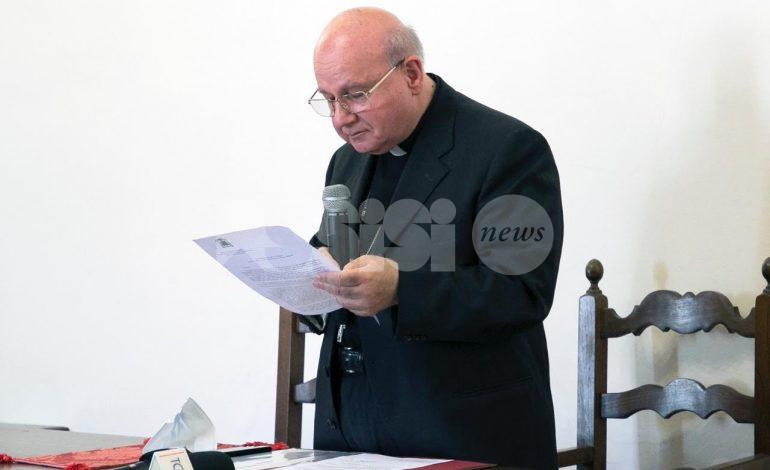 Foligno accoglie monsignor Domenico Sorrentino, nuovo vescovo della diocesi