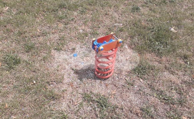 Vandali nei parchi di Santa Maria, arriva una nuova telecamera