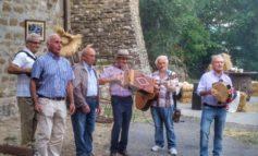 I Maggiaioli de la Pieve protagonisti ai Giovedì del Rotary