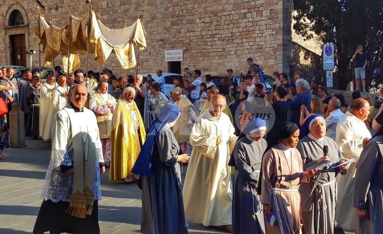 Solennità del Corpus Domini ad Assisi 2020, appuntamento domenica 14