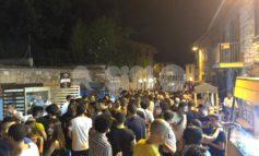 Beerock 2019, grande partenza: in tantissimi a Viole di Assisi (foto)