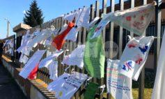 Alla Primaria Frondini di Tordandrea la poesia come segno di speranza (foto)