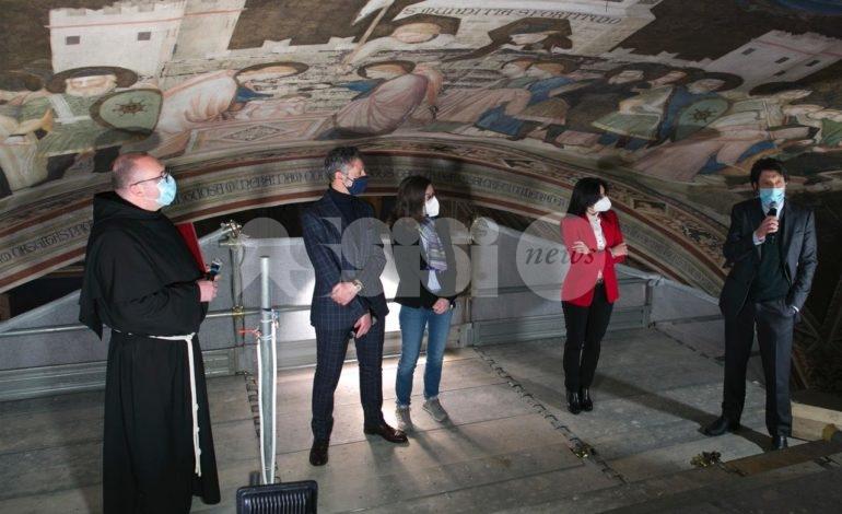 Massimo Cacciari, lectio magistralis ad Assisi su Dante, Francesco e l'Umanesimo (foto+video)