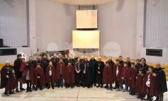Piatto 2020 di Sant'Antonio, il giorno di scuole e focaraccio (foto)