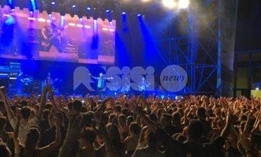 8 Tour Estate 2019 dei Subsonica, le foto e i video del concerto ad Assisi