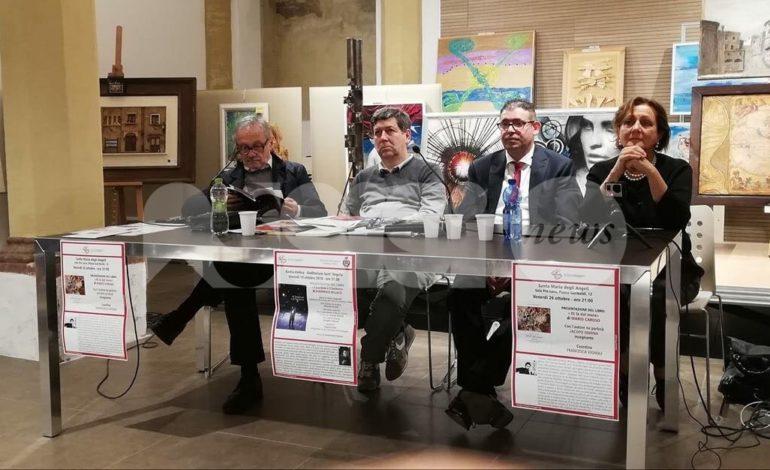 Grande successo a Bastia Umbra per la presentazione del nono libro di Giampaolo Bellucci