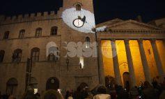 Befana 2019 ad Assisi, si cala da torri, campanili e ...dal Monte Subasio. Le foto