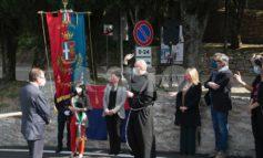 Strada Ponte dei Galli, inaugurata la 'nuova' arteria dopo la messa in sicurezza (foto)