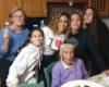 Emilia Perugini compie 101 anni: grande festa a Rivotorto di Assisi (foto)