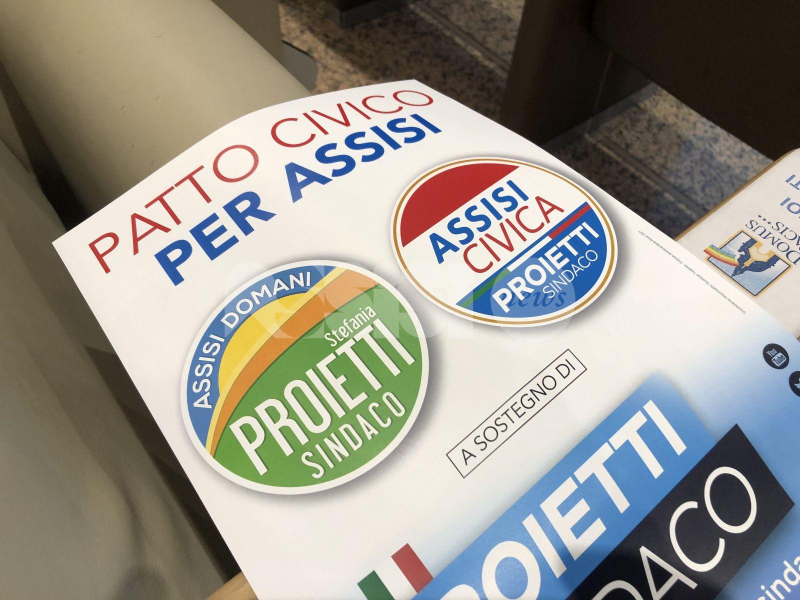 """Assisi Civica: """"Impegno, ideali ed entusiasmo con Stefania Proietti!"""""""