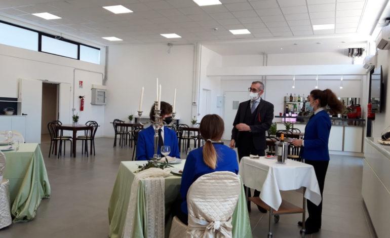 Alberghiero di Assisi, nuovi laboratori nella sede di Santa Maria degli Angeli