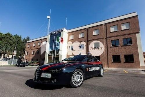 Arresto per droga dei carabinieri di Assisi: trovato un kg di marijuana