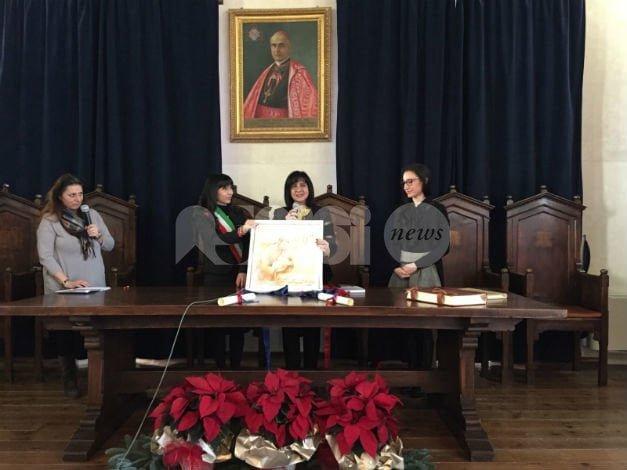 Assisi e Betlemme rinsaldano gemellaggio: Vera Baboun incontra giunta e vescovo