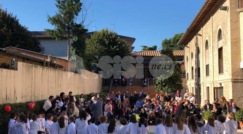 Festa dei Nonni 2019 alla scuola dell'infanzia Suor Micarelli (foto)