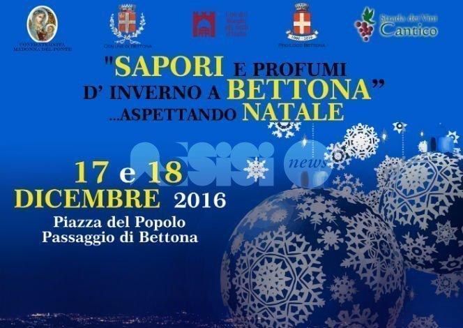 Bettona, weekend all'insegna del Natale tra mercatini e concerto