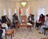 Cammini, Santiago e Masar Ibrahim Al Khalil firmano accordo di collaborazione