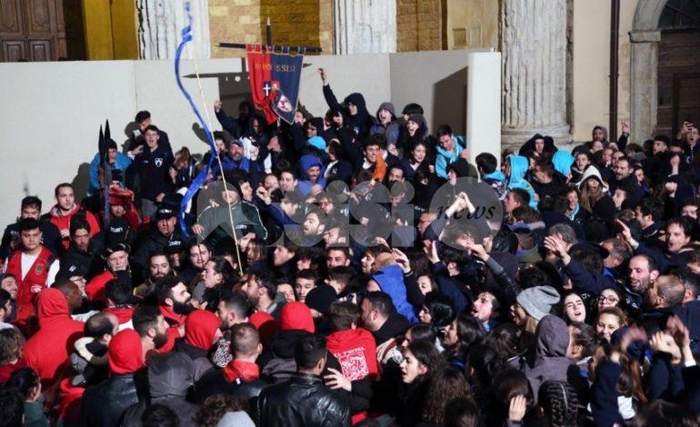 Calendimaggio di Assisi 2019, vince Parte de Sopra: giudizi e foto