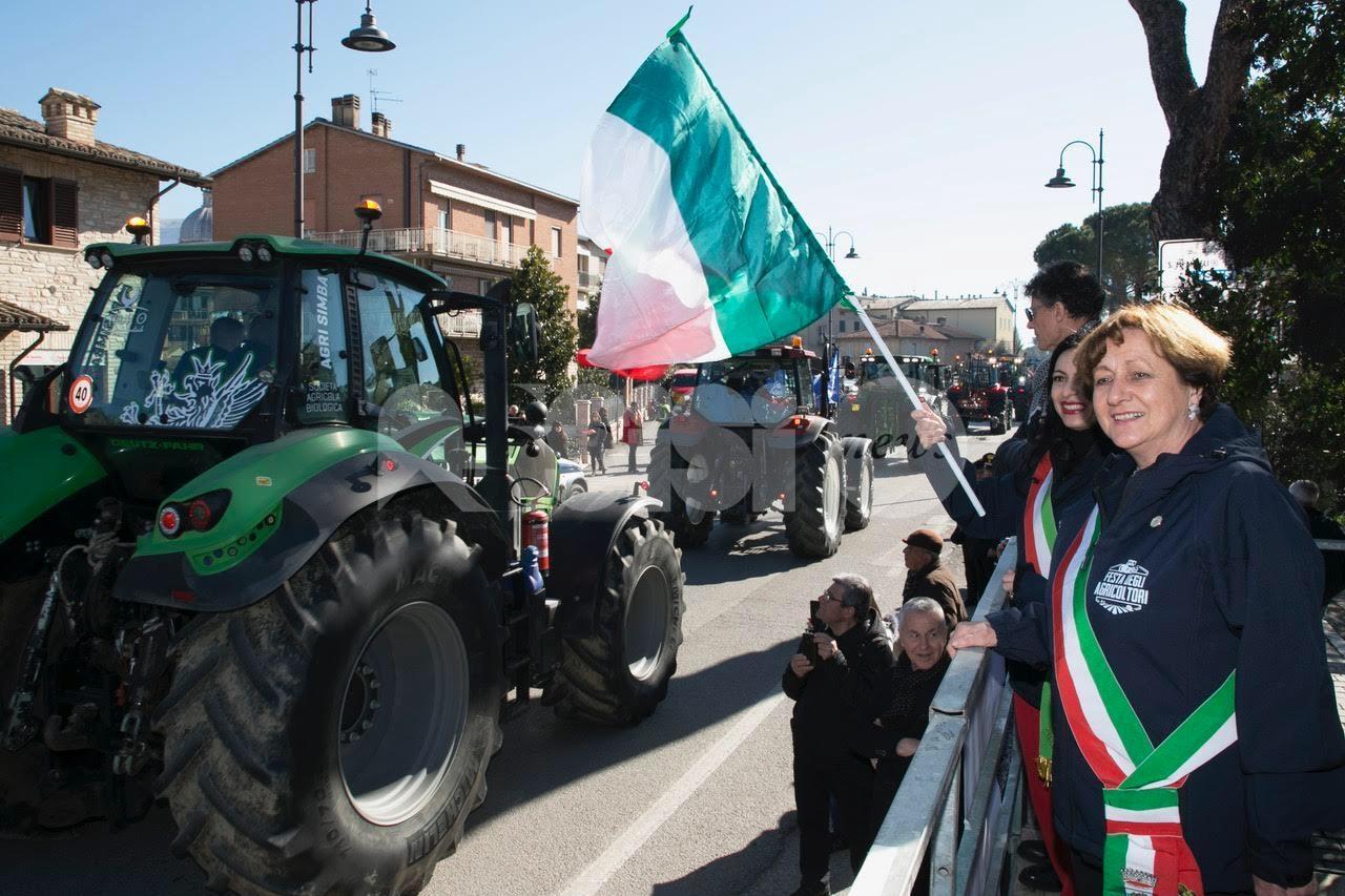 Festa degli agricoltori 2020, grande successo a Santa Maria (foto+video)