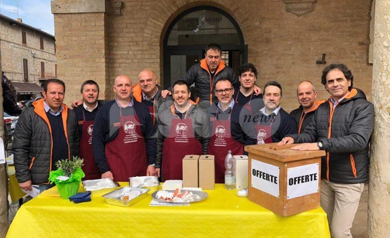 Un successo la colazione di Pasqua 2019 dei Serventi 2020 (foto+video)