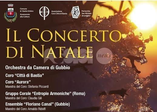 Concerto di Natale a Bastia Umbra con la Sunrise Mass il 18 dicembre