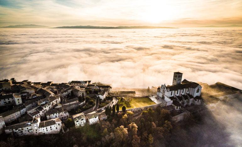 La notte vola apre Assisi Drones Festival 2018: il programma
